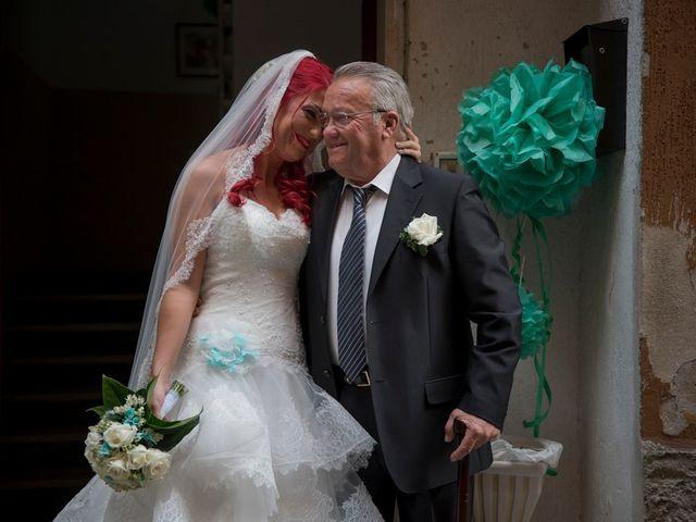 Il matrimonio di Maurizio e Tiziana a Canino, Viterbo 8
