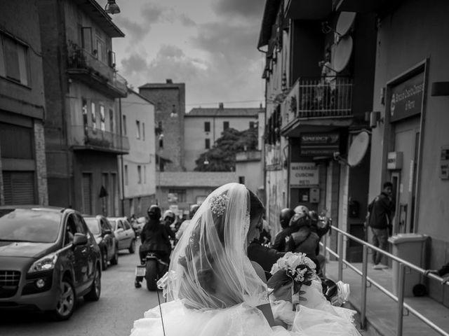 Il matrimonio di Maurizio e Tiziana a Canino, Viterbo 9