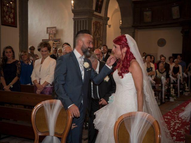 Il matrimonio di Maurizio e Tiziana a Canino, Viterbo 17
