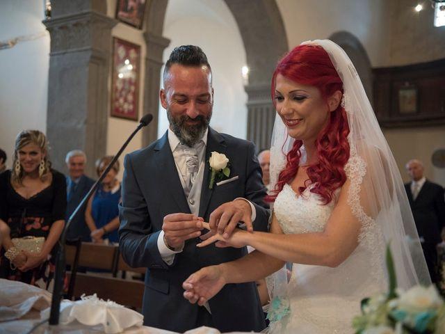 Il matrimonio di Maurizio e Tiziana a Canino, Viterbo 20
