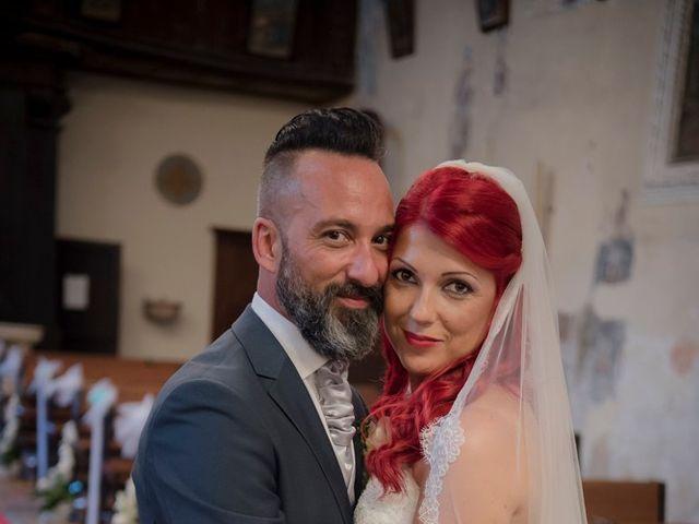 Il matrimonio di Maurizio e Tiziana a Canino, Viterbo 23