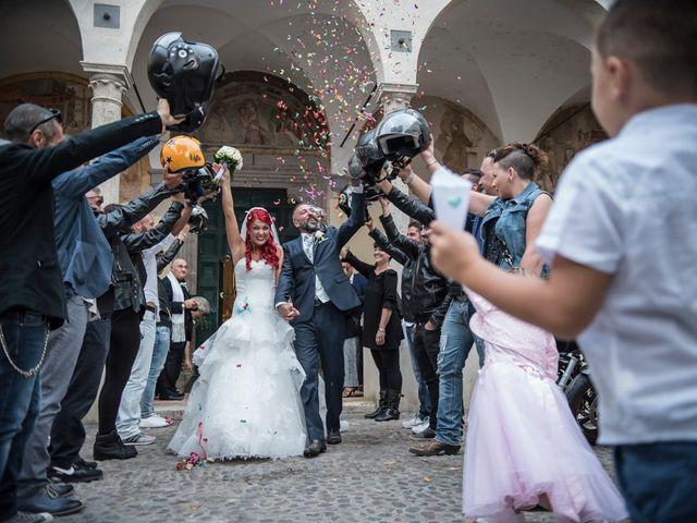 Il matrimonio di Maurizio e Tiziana a Canino, Viterbo 24