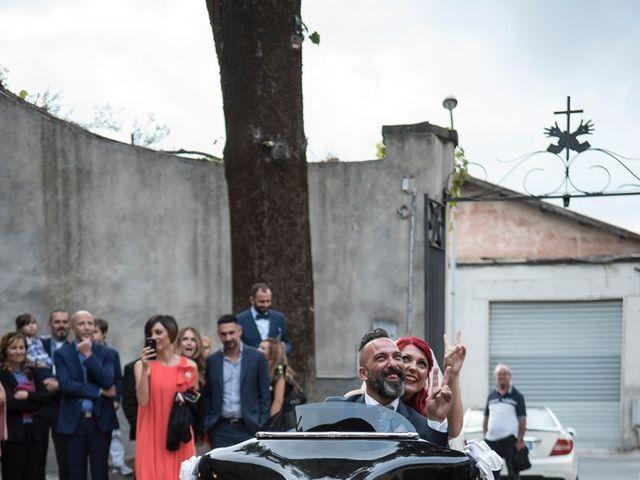 Il matrimonio di Maurizio e Tiziana a Canino, Viterbo 25