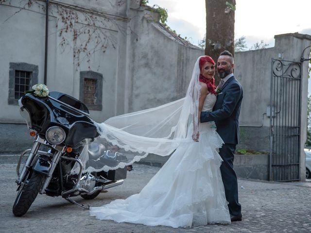 Il matrimonio di Maurizio e Tiziana a Canino, Viterbo 31