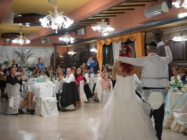 Il matrimonio di Maurizio e Tiziana a Canino, Viterbo 35