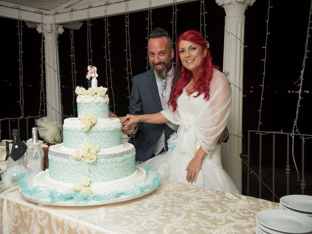 Il matrimonio di Maurizio e Tiziana a Canino, Viterbo 36