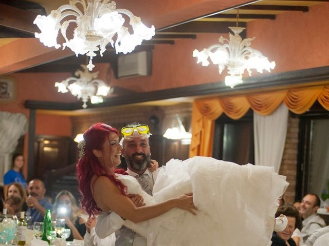 Il matrimonio di Maurizio e Tiziana a Canino, Viterbo 37