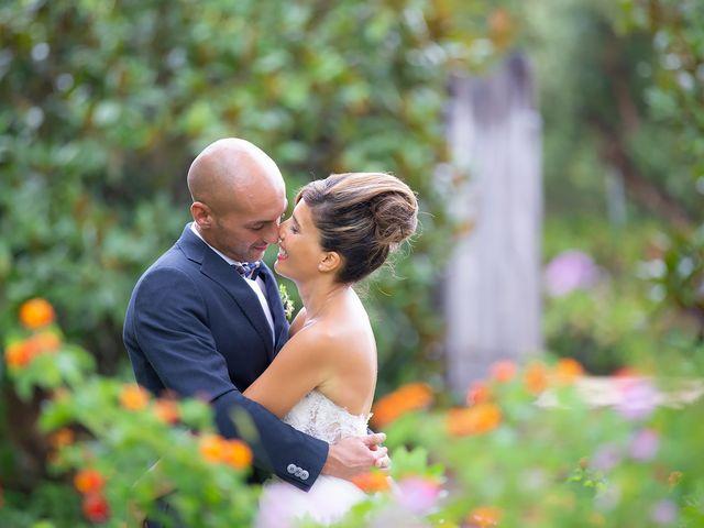 Le nozze di Margherita e Franco