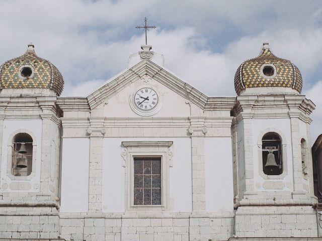 Il matrimonio di Simone e Blanca a Benevento, Benevento 2