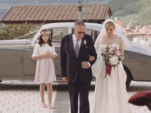 Il matrimonio di Simone e Blanca a Benevento, Benevento 5