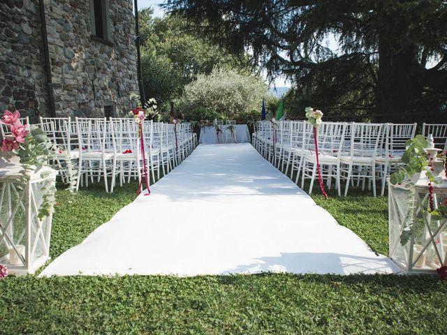 Il matrimonio di Omar e Laura a Lecco, Lecco 6