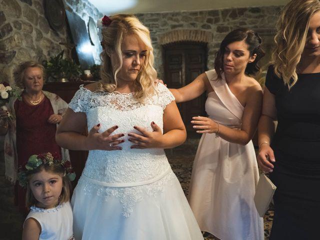 Il matrimonio di Omar e Laura a Lecco, Lecco 10