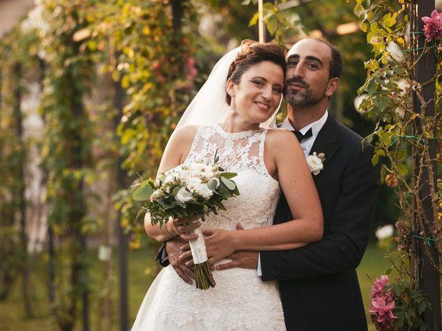 Le nozze di Francesca e Guglielmo