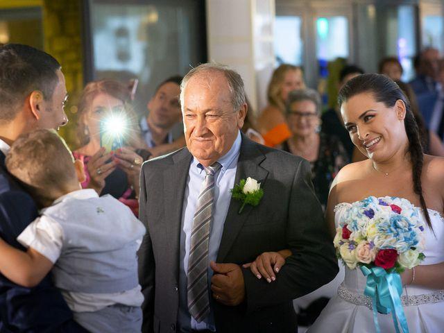 Il matrimonio di Luca e Michela a Terracina, Latina 20