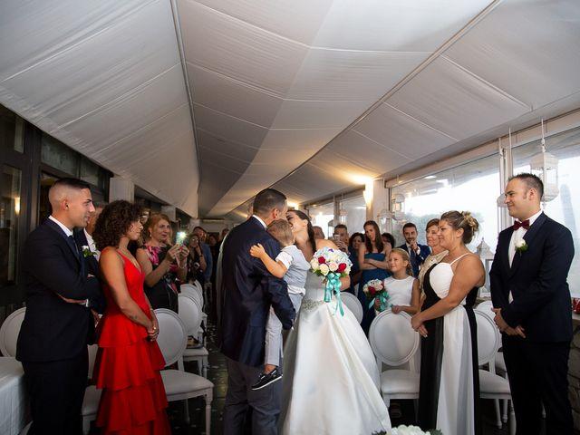 Il matrimonio di Luca e Michela a Terracina, Latina 21