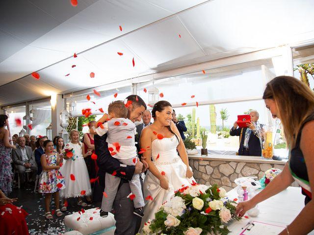Il matrimonio di Luca e Michela a Terracina, Latina 27