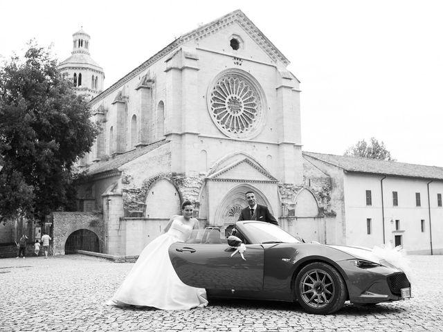 Il matrimonio di Luca e Michela a Terracina, Latina 43