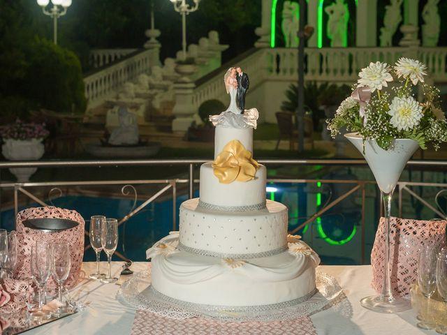 Il matrimonio di Ciro e Tonia a Terzigno, Napoli 1