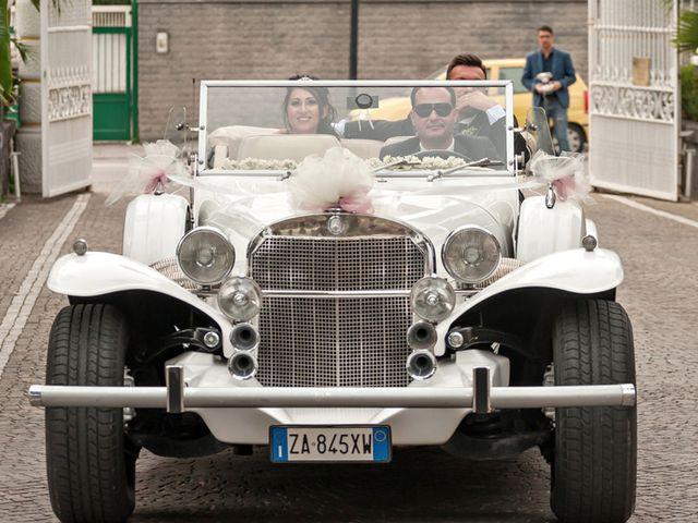 Il matrimonio di Ciro e Tonia a Terzigno, Napoli 2