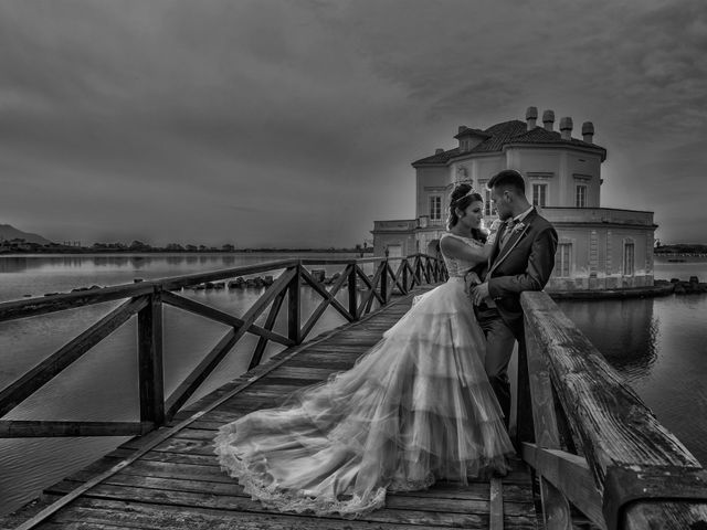 Il matrimonio di Ciro e Tonia a Terzigno, Napoli 9