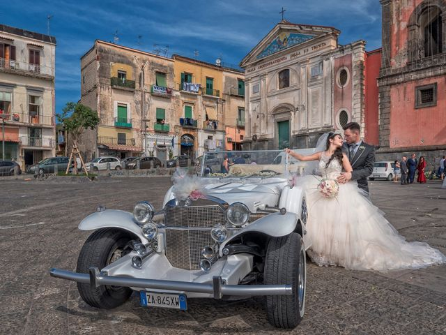 Il matrimonio di Ciro e Tonia a Terzigno, Napoli 15