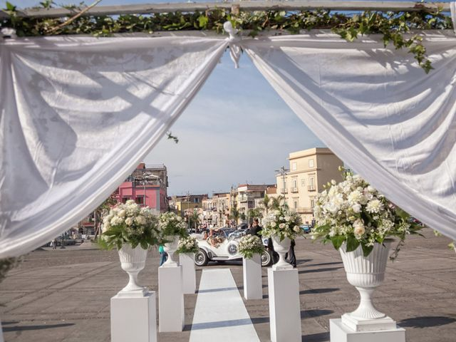 Il matrimonio di Ciro e Tonia a Terzigno, Napoli 16