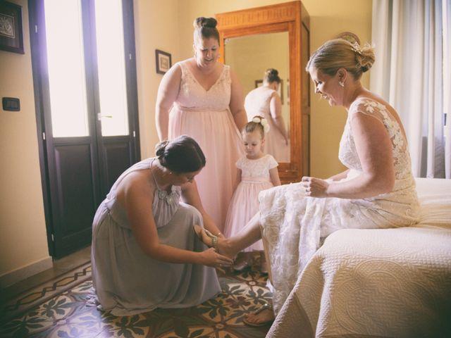 Il matrimonio di Bill e Lisa a Calascio, L'Aquila 7