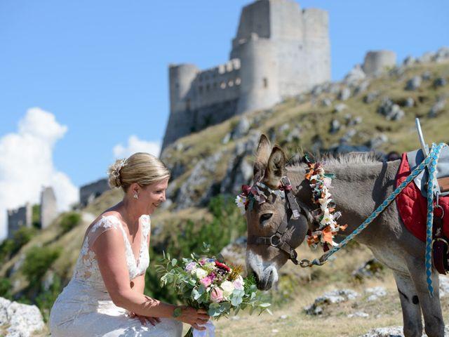 Il matrimonio di Bill e Lisa a Calascio, L'Aquila 11