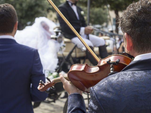 Il matrimonio di Samuele e Pamela a Chiaravalle, Ancona 10