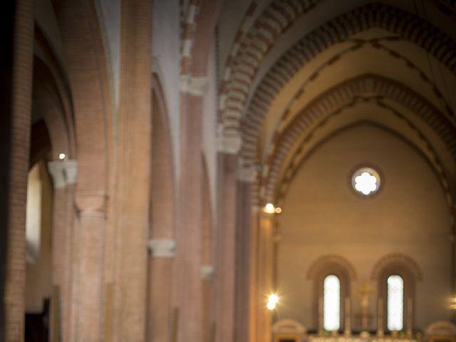 Il matrimonio di Samuele e Pamela a Chiaravalle, Ancona 12