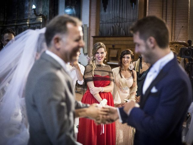Il matrimonio di Samuele e Pamela a Chiaravalle, Ancona 13