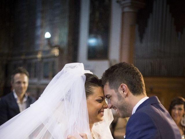 Il matrimonio di Samuele e Pamela a Chiaravalle, Ancona 14