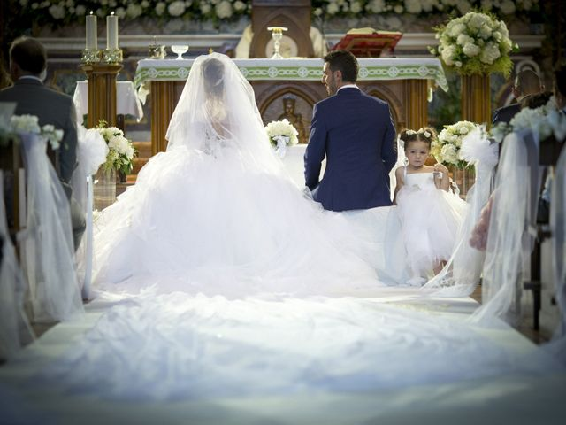 Il matrimonio di Samuele e Pamela a Chiaravalle, Ancona 16