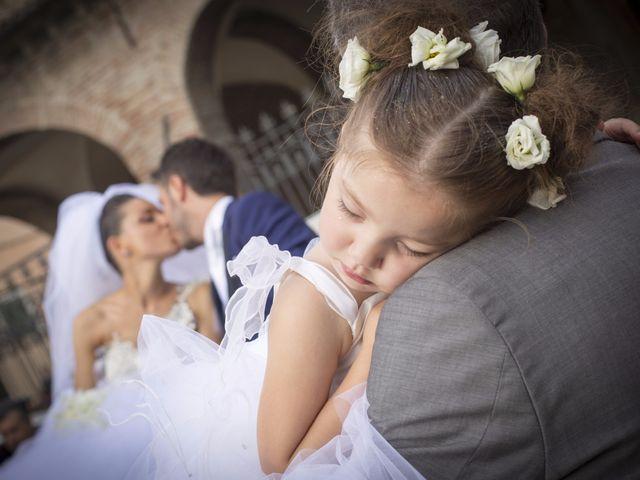 Il matrimonio di Samuele e Pamela a Chiaravalle, Ancona 18