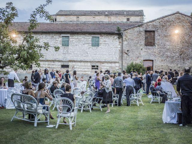 Il matrimonio di Samuele e Pamela a Chiaravalle, Ancona 26
