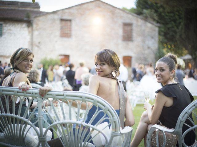 Il matrimonio di Samuele e Pamela a Chiaravalle, Ancona 27