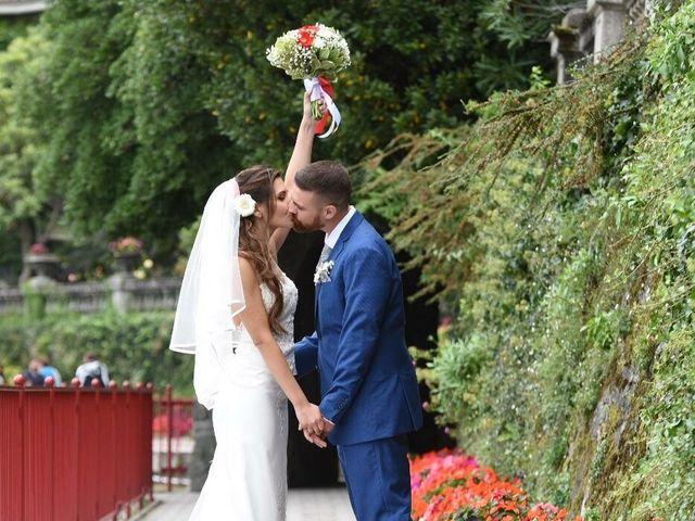 Il matrimonio di Federico  e Eleonora  a Margno, Lecco 5