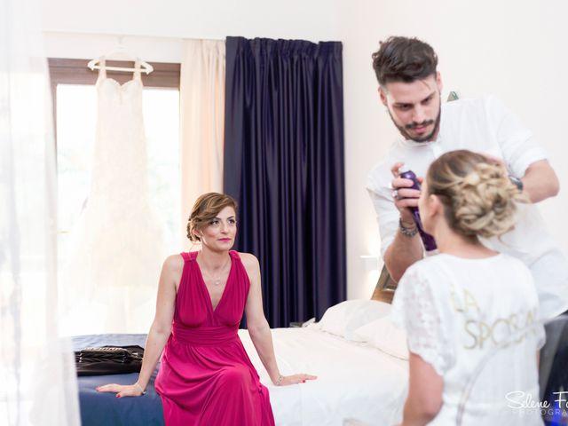 Il matrimonio di Andrea e Alessandra a Pula, Cagliari 12