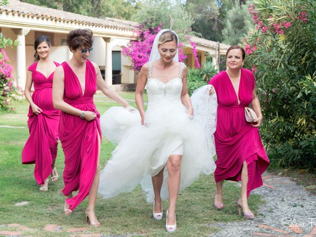 Il matrimonio di Andrea e Alessandra a Pula, Cagliari 17