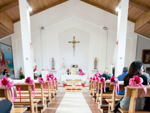 Il matrimonio di Andrea e Alessandra a Pula, Cagliari 18