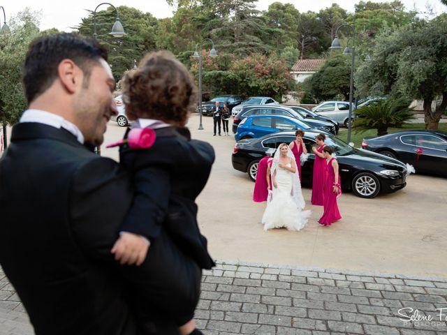 Il matrimonio di Andrea e Alessandra a Pula, Cagliari 22