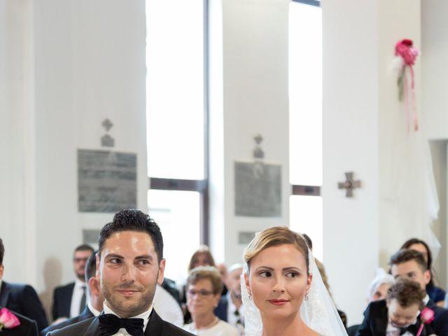 Il matrimonio di Andrea e Alessandra a Pula, Cagliari 25