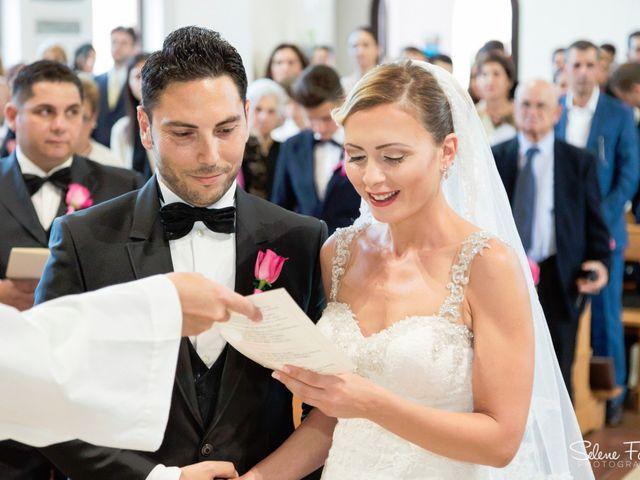 Il matrimonio di Andrea e Alessandra a Pula, Cagliari 36