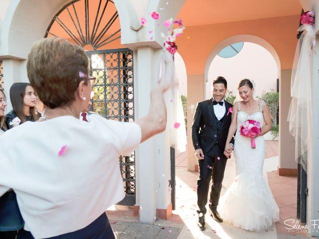 Il matrimonio di Andrea e Alessandra a Pula, Cagliari 45