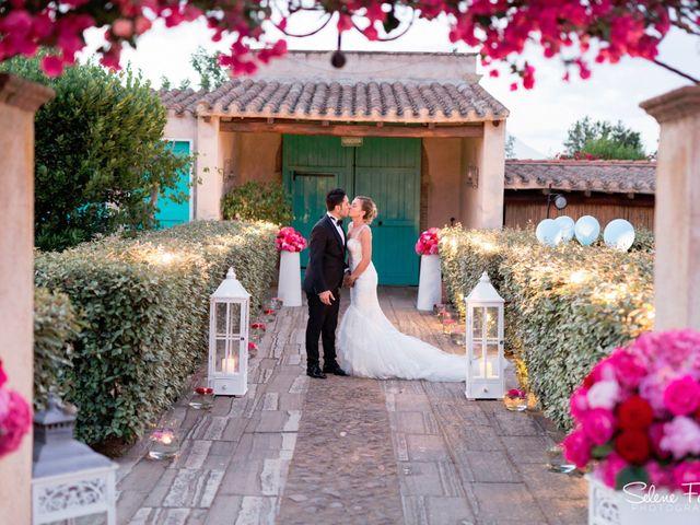 Il matrimonio di Andrea e Alessandra a Pula, Cagliari 1