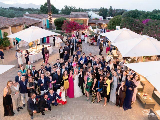 Il matrimonio di Andrea e Alessandra a Pula, Cagliari 67