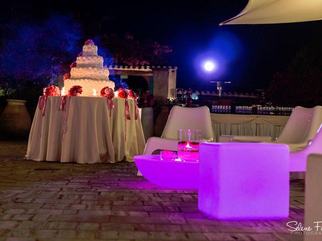 Il matrimonio di Andrea e Alessandra a Pula, Cagliari 73