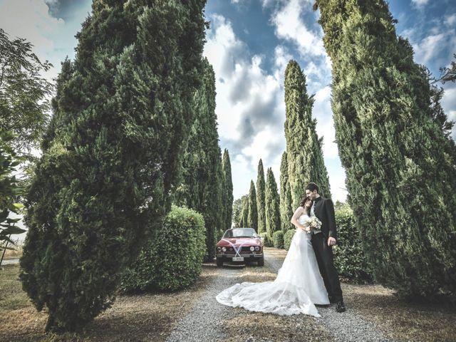 Le nozze di Caterina e Daniele