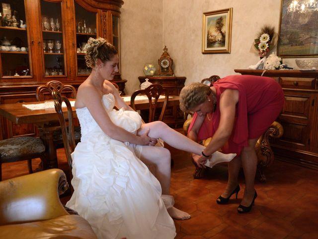 Il matrimonio di Marco e Claudia a San Giorgio Canavese, Torino 11