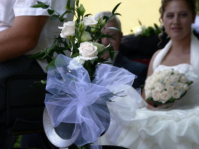 Il matrimonio di Marco e Claudia a San Giorgio Canavese, Torino 19